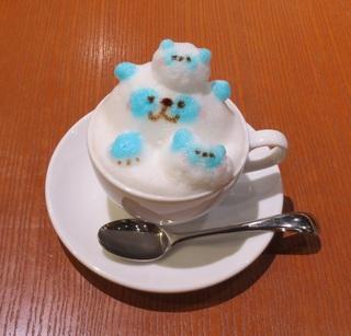 3Dラテアート☽ハニーラテ Light Cafe イオンモール常滑