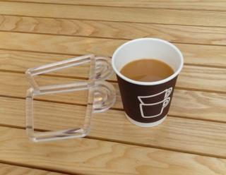 コーヒー 「THE CUPS MEIEKI」 コメ兵 名古屋駅店