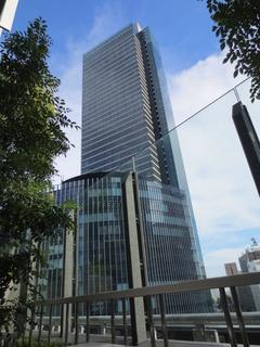 ミッドランドスクエア 大名古屋ビルヂング5Fから撮影