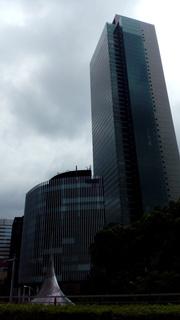 MIDLAND SQUARE 飛翔(Monument) Nagoya Station