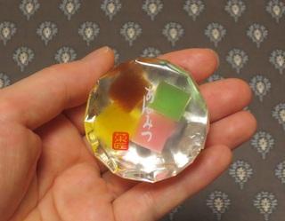 Anmitsu Jelly (Japanese Sweets) CHARLIE'S Dai Nagoya Building B1F