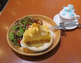 Soufflé Rice Gratin Light Cafe Aeon Mall Tokoname