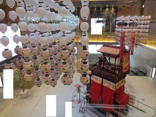 Japanese festival car はんだ山車まつり 西成岩地区 西組 敬神車 KITTE NAGOYA