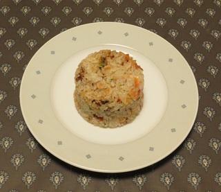 Sakura Shrimp Pilaf